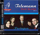 Georg Philipp Telemann / Paris Quartets, Vol. 2 / Florilegium SACD