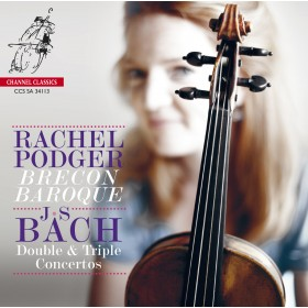 J.S. Bach // Double and Triple Concertos // Brecon Baroque / Rachel Podger