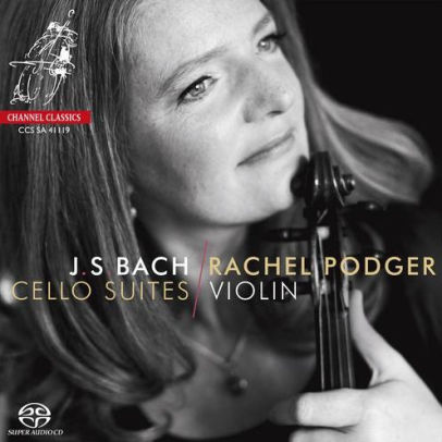 J.S. Bach / Cello Suites (Complete) // Rachel Podger