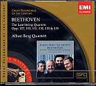 Ludwig van Beethoven / String Quartets (Late) / Alban Berg Quartett / Great Recordings of the Century