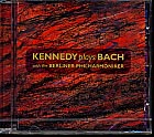 Kennedy Plays Bach with the Berliner Philharmoniker