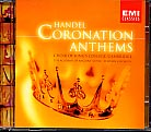 Georg Friedrich Händel / Coronation Anthems / Choir Of King's College / Cleobury