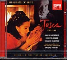 Giacomo Puccini / Tosca / (Highlights) / Original Motion Picture Soundtrack