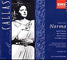 Vincenzo Bellini / Norma / Maria Callas / Mirto Picchi / Orchestra and Chorus of the Royal Opera House Covent Garden / Vittorio Gui