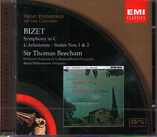 Georges Bizet / Symphony in C / Great Recordings of the Century