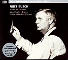 Great Conductors of the 20th Century / Fritz Busch