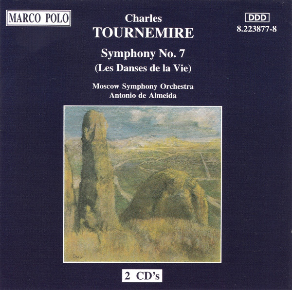 Charles Tournemire // Symphony no. 7