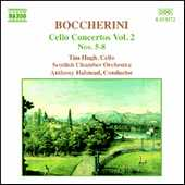 Luigi Boccherini / Cello Concertos Vol. 2 / Tim Hugh