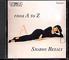 From A to Z, Volume 1 / Sharon Bezaly,  flute