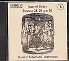 Joseph Haydn / Complete Solo Keyboard Music, Vol. 8: Sonatas 28, 29 and 30 / Ronald Brautigam