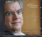 Carl Nielsen / Symphonies No. 2 & No. 5 / BBC Scottish SO / Osmo Vänskä