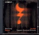 Zhou Long - Rhymes - Singapore SO / Lan Shui