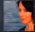 Edvard Grieg / Songs, Vol. 5 / Monica Groop / Roger Vignoles