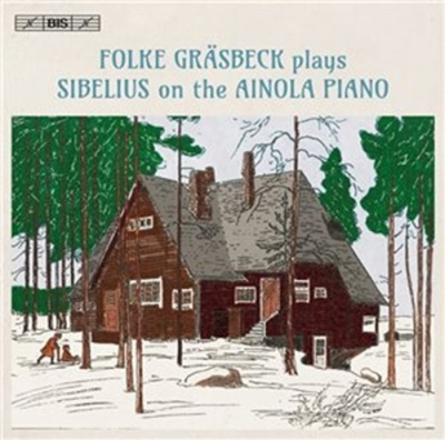 Jean Sibelius / On the Ainola Piano // Folke Gräsbeck
