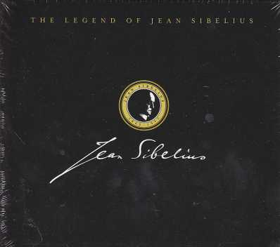 Jean Sibelius / Legend 2CD