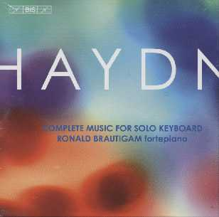 Joseph Haydn / The Complete Music for Solo Keyboard / Ronald Brautigam 15CD