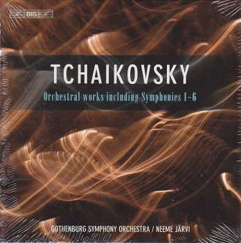 Pyotr Tchaikovsky / Symphonies 1-6 and other orchestral works / Gothenburg Symphony Orchestra / Neeme Järvi 6CD