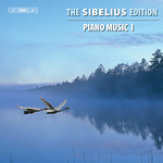 Jean Sibelius / The Sibelius Edition Vol. 4: Piano Music I / Folke Gräsbeck 5CD