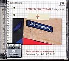 Ludwig van Beethoven / Piano Works, vol. 4 / Ronald Brautigam SACD