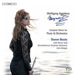 W.A. Mozart / Complete Works for Flute and Orchestra / Sharon Bezaly / Julie Palloc / Ostrobothnian Chamber Orchestra / Juha Kangas SACD