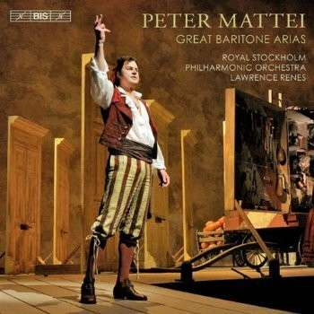 Great Baritone Arias // Peter Mattei / Royal Stockholm PO / Lawrence Renes
