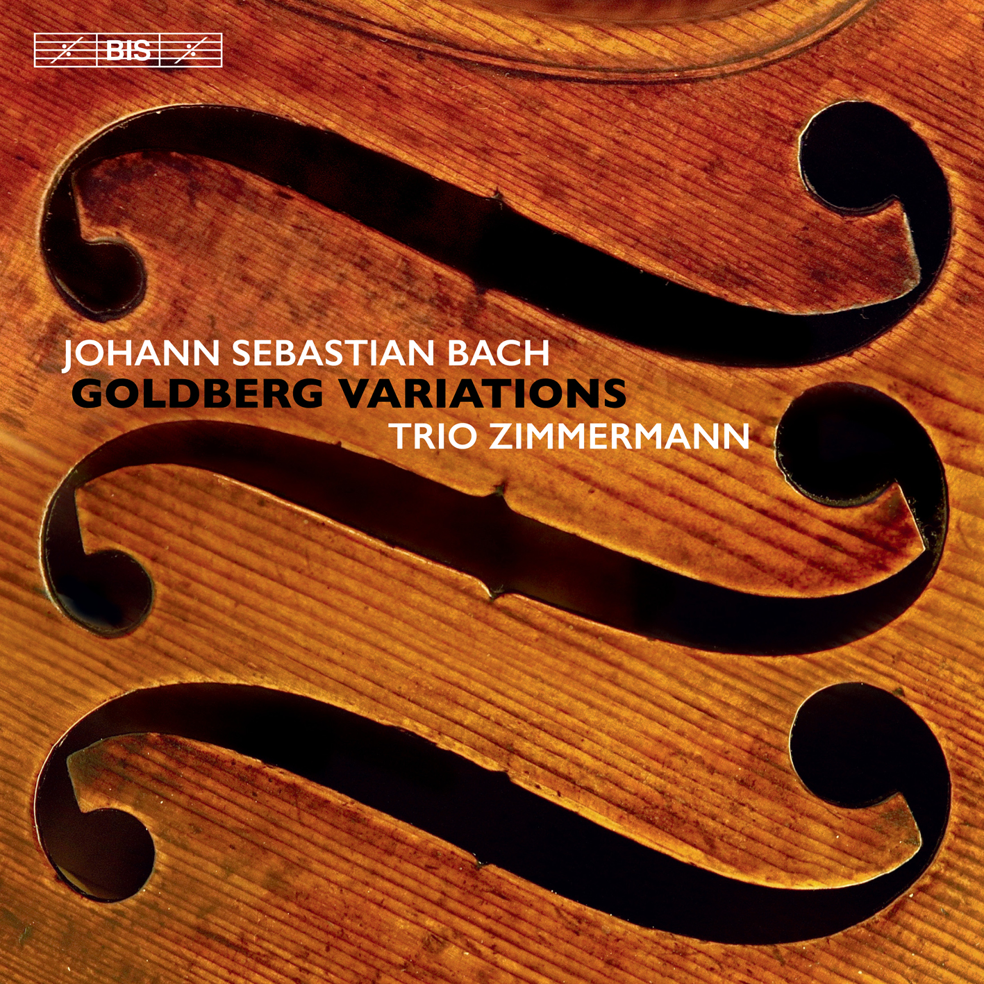 J.S. Bach / Goldberg Variations // Trio Zimmermann