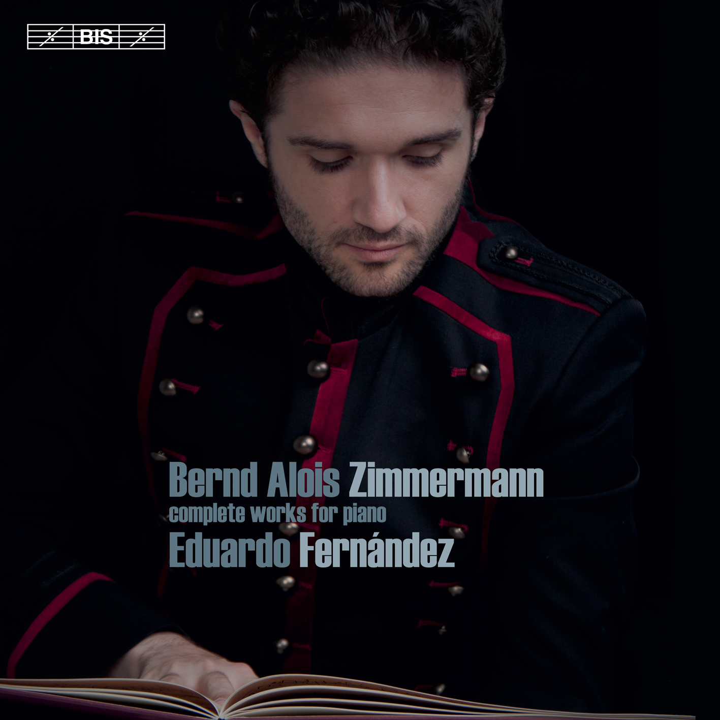 Bernd Alois Zimmermann / Works for Piano (Complete) // Eduardo Fernandéz