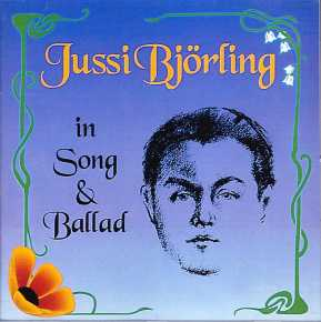 Jussi Björling / In Song and Ballads