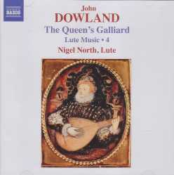 John Dowland / Lute Music 4 / Nigel North