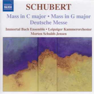 Franz Schubert / Masses D 167, 452, 872 (Deutsche Messe)