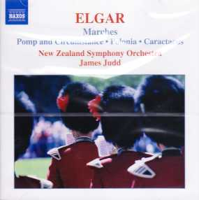 Edward Elgar / Pomp and Circumstance Marches / New Zealand Symphony Orchestra / James Judd