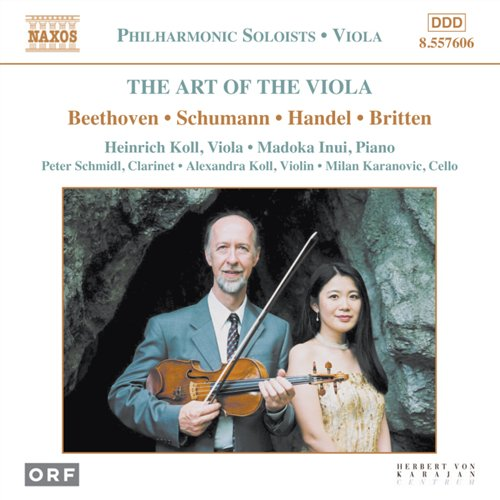 The Art of Viola / Heinrich Koll