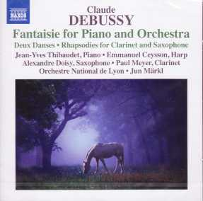 Claude Debussy / Orchestral Works vol. 7