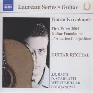 Goran Krivokapic / Guitar Recital