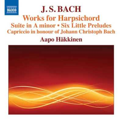 J.S. Bach / Works for Harpsichord // Aapo Häkkinen