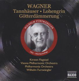Richard Wagner / Overtures and Orchestral Music / Wilhelm Furtwängler