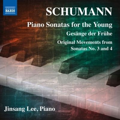 Robert Schumann / Piano Sonatas for the Young // Jinsang Lee