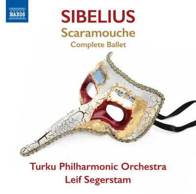 Jean Sibelius / Scaramouche (Complete) // Turku Philharmonic Orchestra / Leif Segerstam