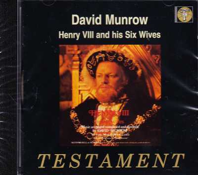David Munrow / Henry VIII and his Six Wives OST