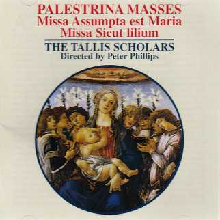 Giovanni Pierluigi da Palestrina / Masses / The Tallis Scholars