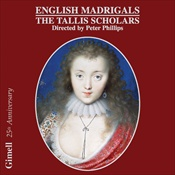 English Madrigals / Tallis Scholars