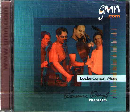 Matthew Locke / Consort Music // Phantasm