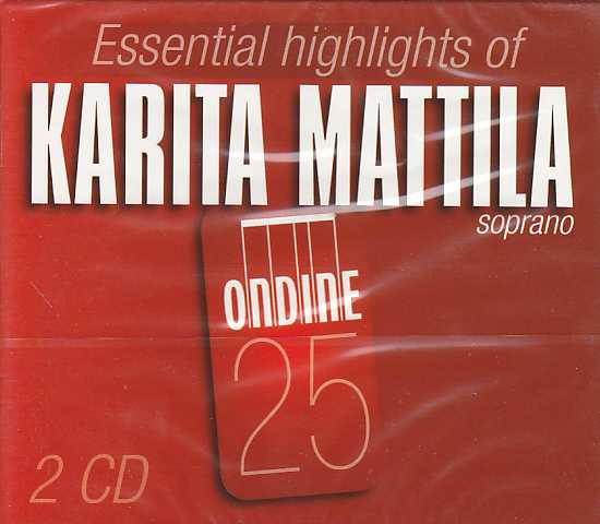 Karita Mattila / Essential Highlights: Karita Live! & Sibelius Songs