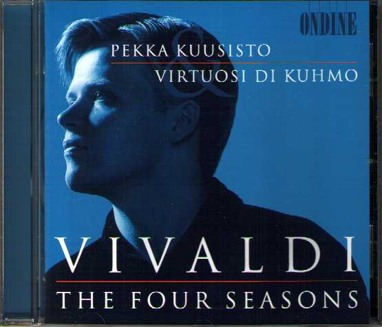 Antonio Vivaldi / The Four Seasons, etc. / Pekka Kuusisto / Virtuosi di Kuhmo