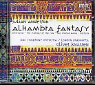 Julian Anderson / Alhambra Fantasy, etc. / BBC SO / London Sinfonietta / Oliver Knussen