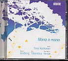 Magnus Lindberg / Toru Takemitsu / Hans Werner Henze // Works for Guitar / Timo Korhonen