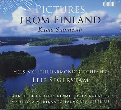 Pictures from Finland - Kuvia Suomesta / Helsinki Philharmonic Orchestra / Leif Segerstam