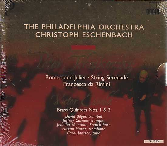 Pyotr Tchaikovsky / Romeo and Juliet, etc. / Victor Ewald / The Philadelphia Orchestra / Christoph Eschenbach