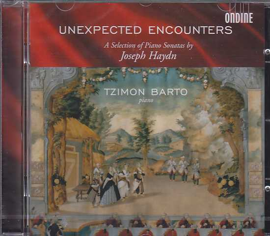 Joseph Haydn / Unexpected Encounters - A Selection of Piano Sonatas / Tzimon Barto