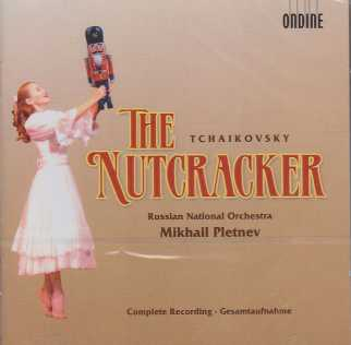Pyotr Tchaikovsky / The Nutcracker / Russian National Orchestra / Mikhail Pletnev 2CD